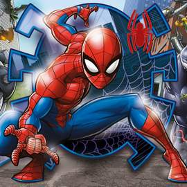 Puzzle 104 SpiderMan