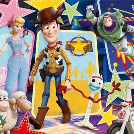 Puzzle 104 Toy Story 4