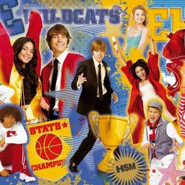 Puzzle 104 High School Musical