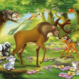 Puzzle 104 Bambi