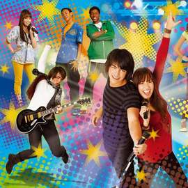 Puzzle 104 Camp Rock, Start the Party