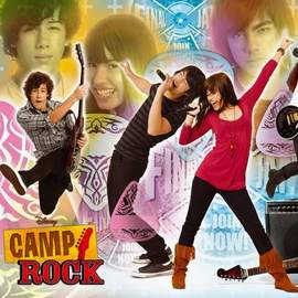 Puzzle 104 Camp Rock, Let