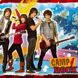 Puzzle 104 Camp Rock, We Rock