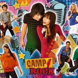 Puzzle 104 Camp Rock, Two Stars