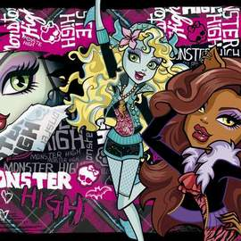 Puzzle 104 Monster High