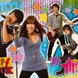 Puzzle 250 Camp Rock, Who Will I Be
