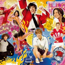 Puzzle 250 High School Musical
