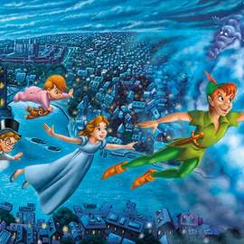 Puzzle 1000 Peter Pan