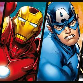 Puzzle 1000 The Avengers