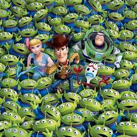 Puzzle 1000 Toy Story 4