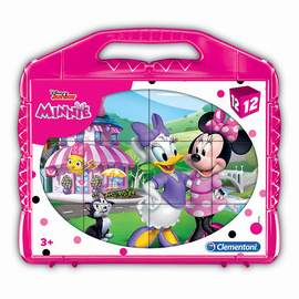 12 kostek Minnie Happy Helper
