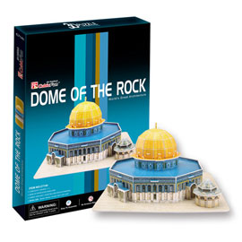 Puzzle 3D Dome of the rock (USA)