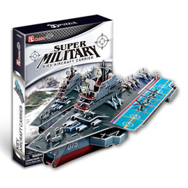 Puzzle 3D Aircraft Carrier Kiev
