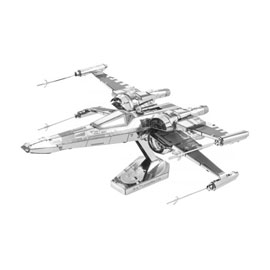 Metal Earth SW Poe Dameron´s X-Wing Fighter