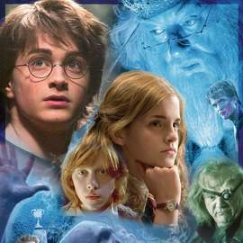 Puzzle 500 Harry Potter in Rokfort
