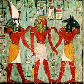 Puzzle 1000 Ramses I with Gods of the Underworld