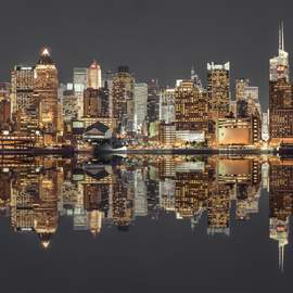 Puzzle 1500 New York Skyline at night