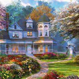 Puzzle 1000 Victorian Mansion