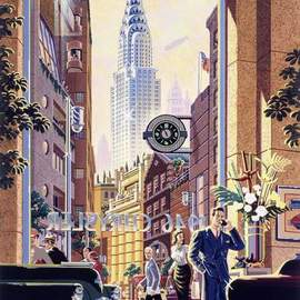Puzzle 1000 Chrysler Building